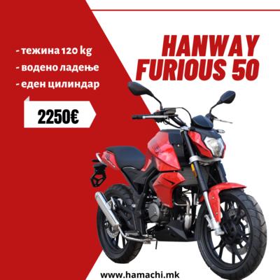 HANWAY FURIOUS 50