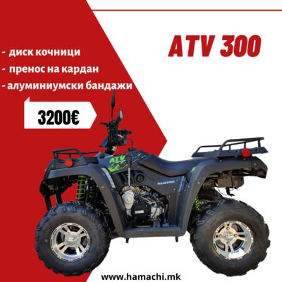 HAMACHI ATV 300