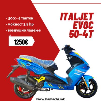 ITALJET EVOC 50-4T