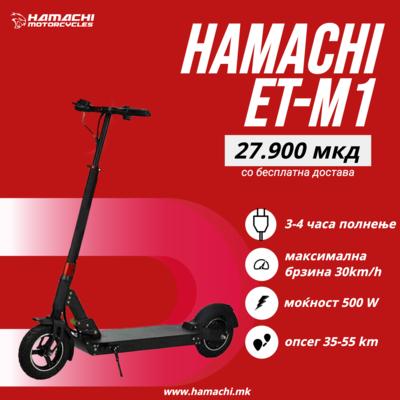 HAMACHI ET-M1