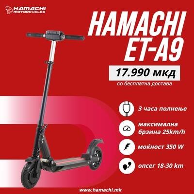 HAMACHI ET-A9