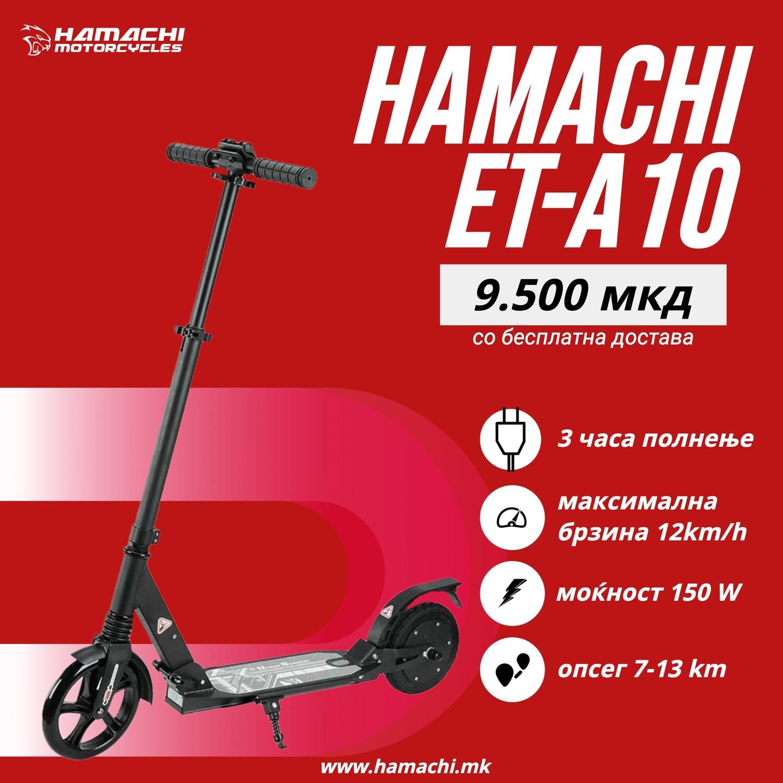 HAMACHI ET-A10