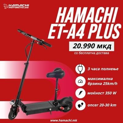 HAMACHI ET- A4 PLUS