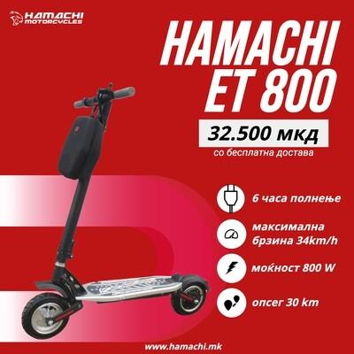 HAMACHI ET 800