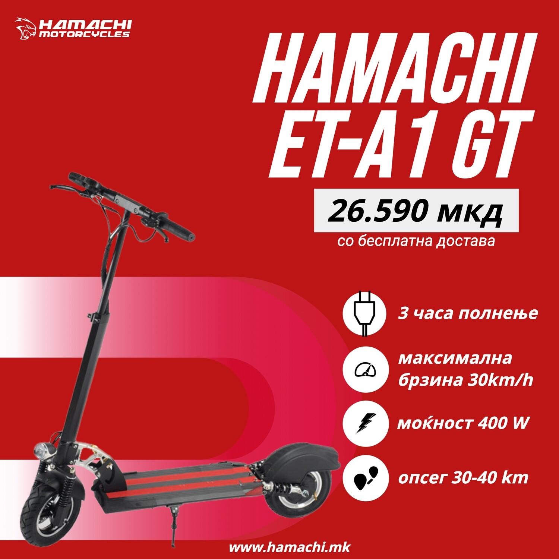 HAMACHI ET-A1 GT 14A ( 60 батерии )