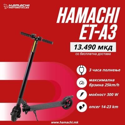 HAMACHI ET-A3
