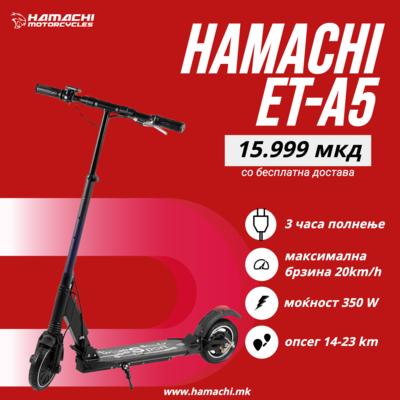HAMACHI ET-A5
