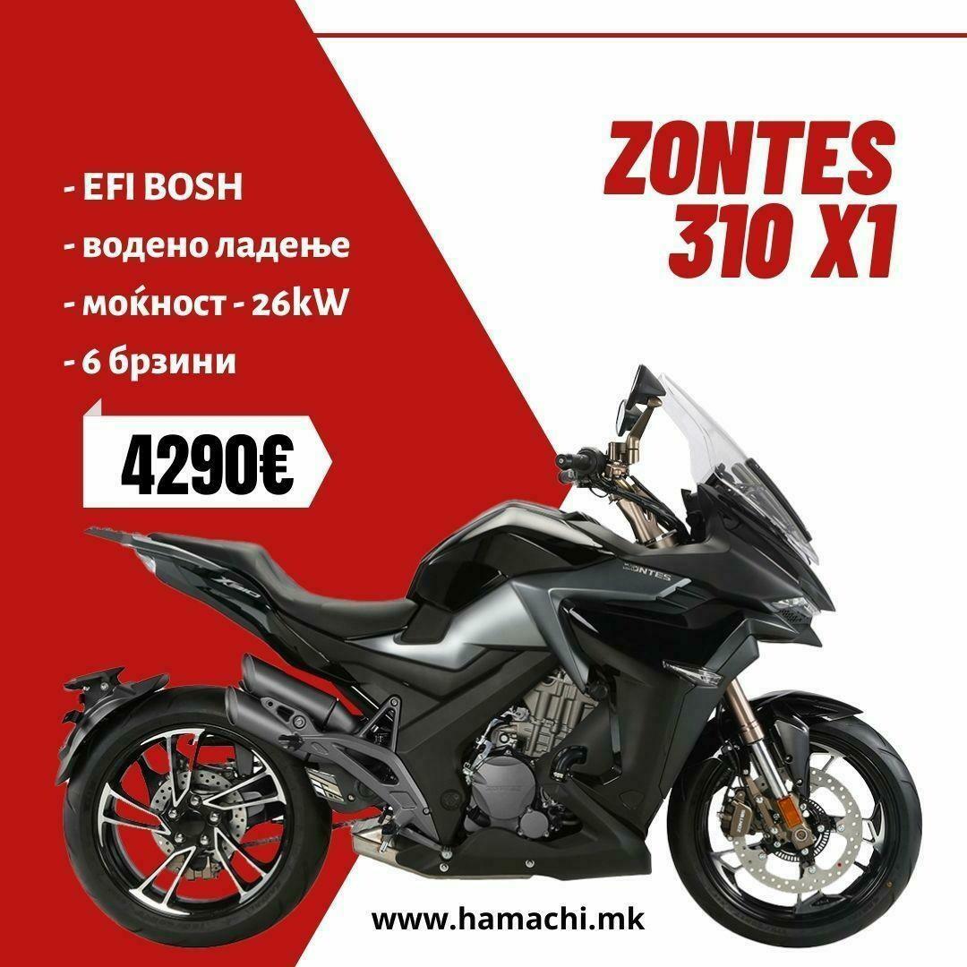 ZONTES X1