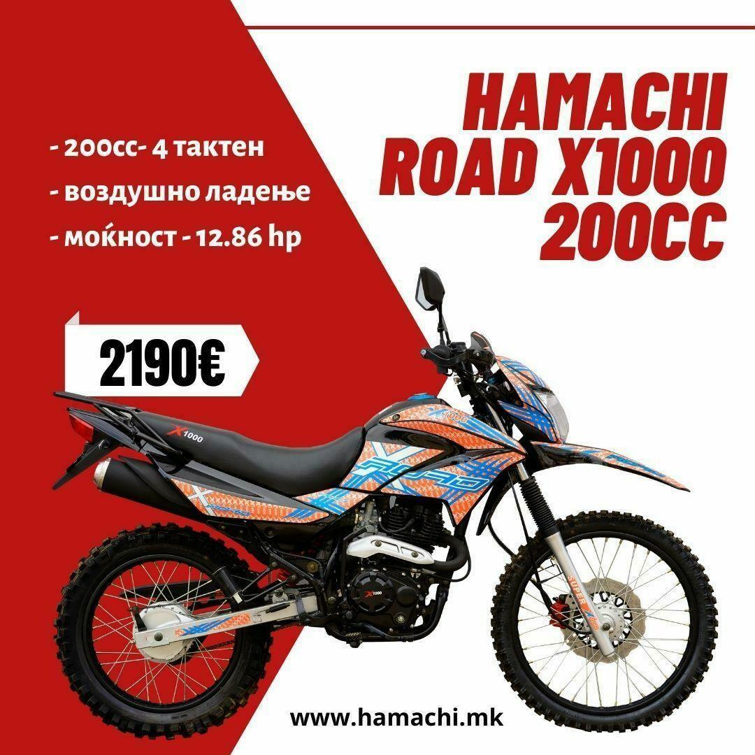 HAMACHI ROAD X1000 200CC