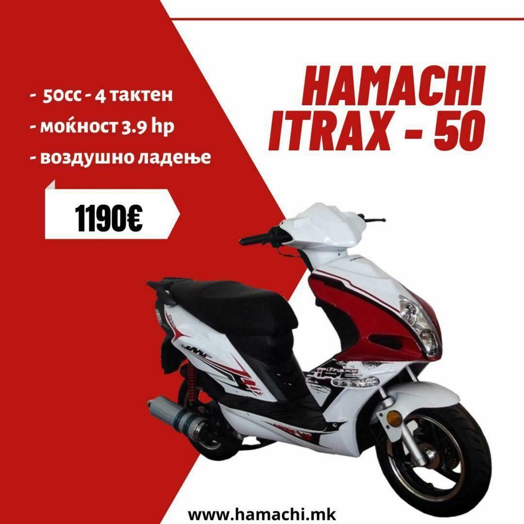 HAMACHI ITRAX - 50