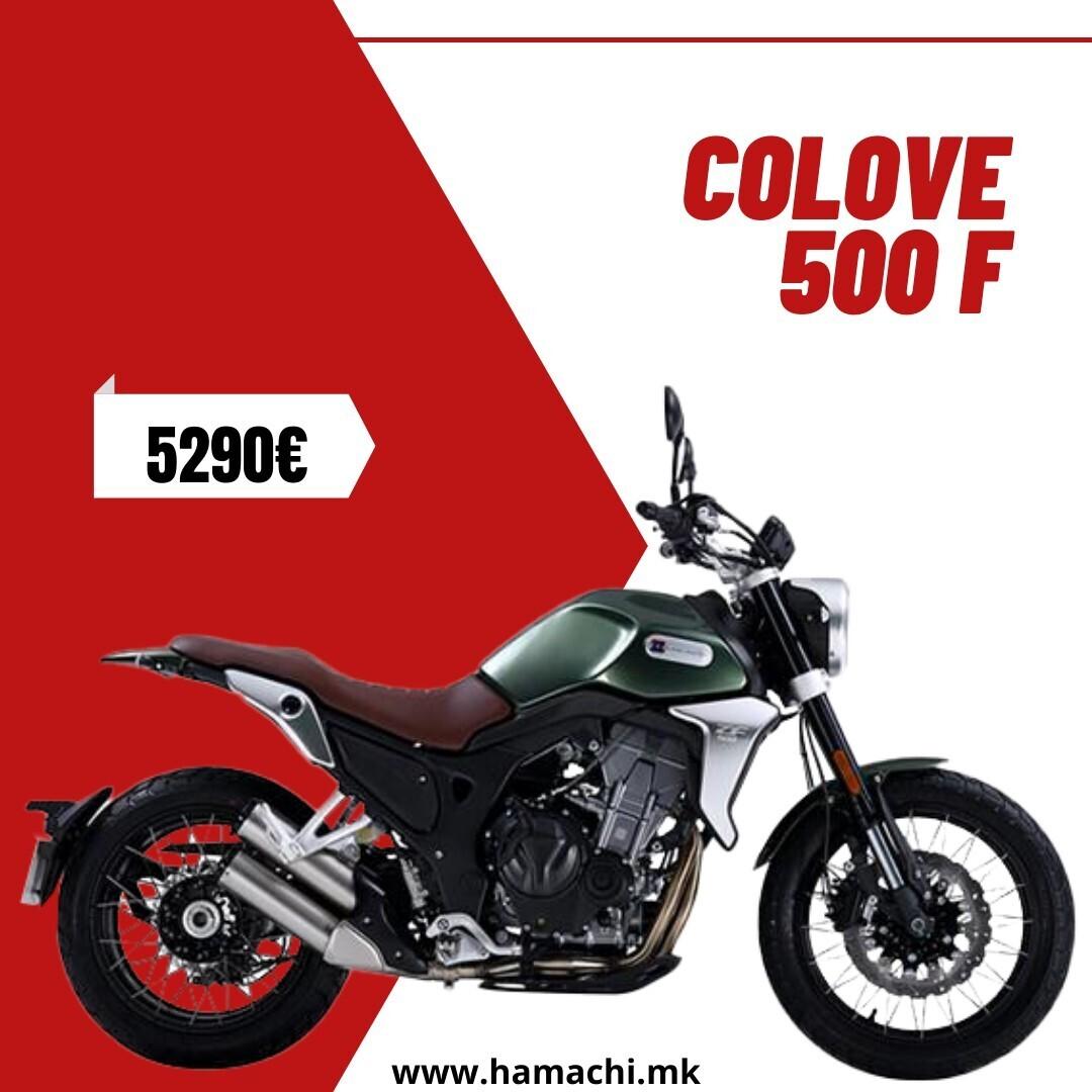 COLOVE 500F