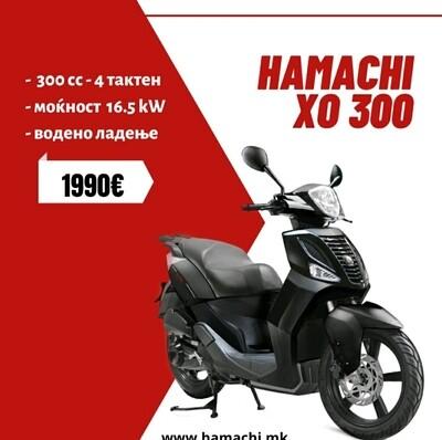 HAMACHI XO 300