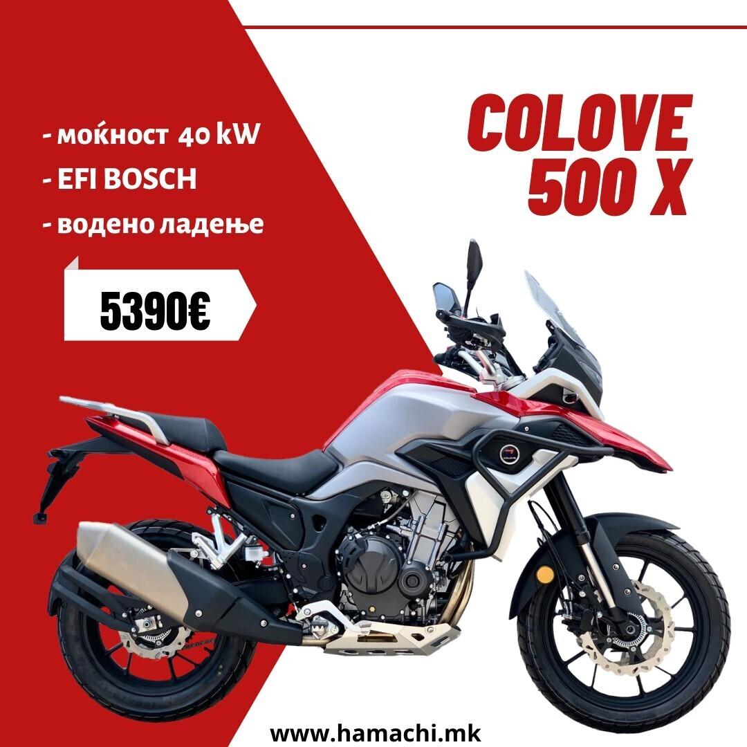 COLOVE 500X