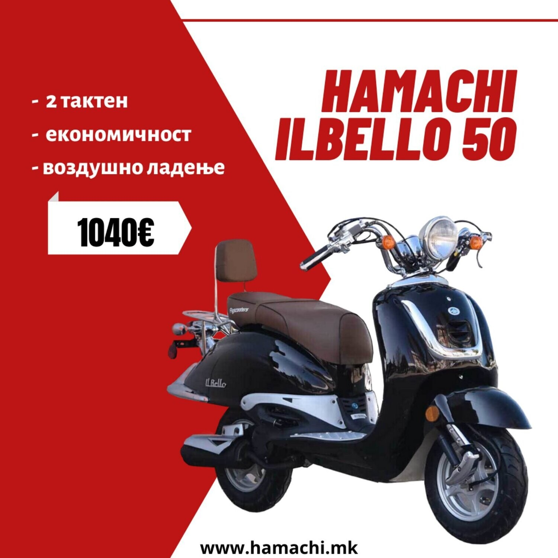 HAMACHI ILBELLO 50