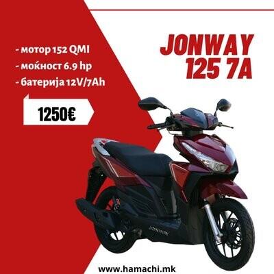 JONWAY 125 7A