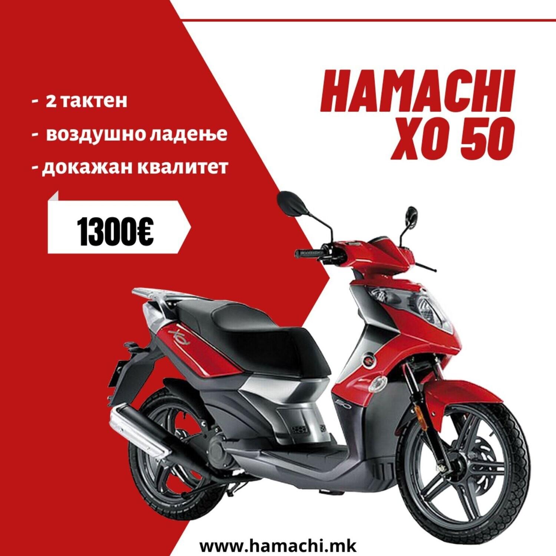 HAMACHI XO 50