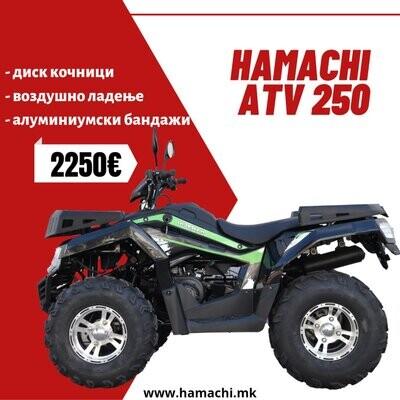 HAMACHI ATV 250
