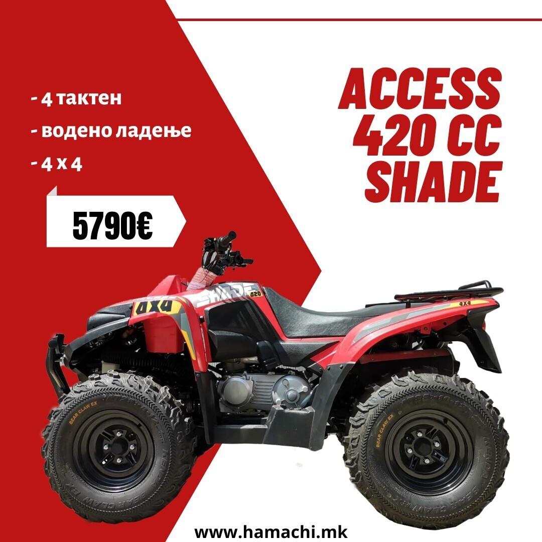 ACCESS 420 CC SHADE