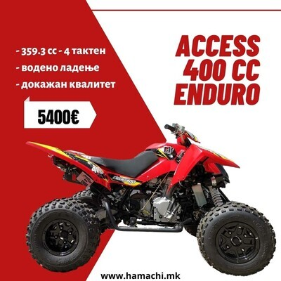 ACCESS 400 CC ENDURO