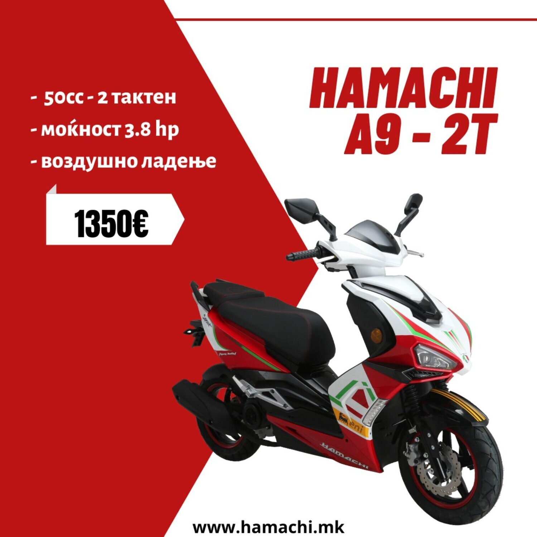 HAMACHI A9-2T