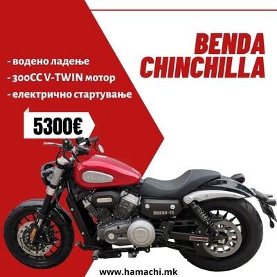 BENDA CHINCHILLA  300cc