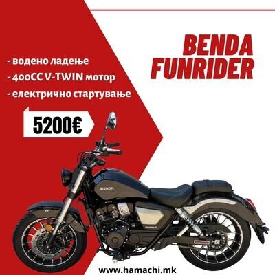 BENDA FUNRIDER 400cc