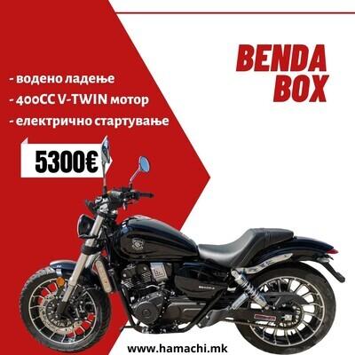 BENDA BOX 400cc