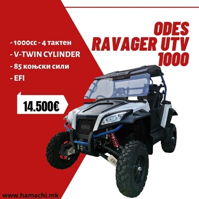 RAVAGER 1000 ATV