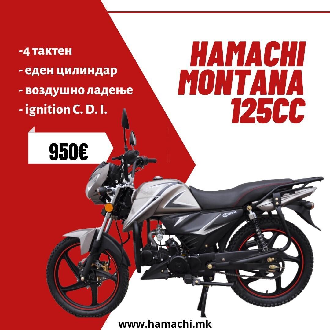 MONTANA 125CC