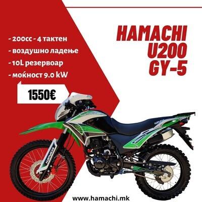 HAMACHI U200 GY-5