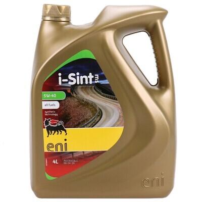 ENI I-SINT 5W40 MS 4L