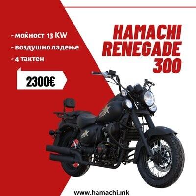 HAMACHI RENEGADE 300