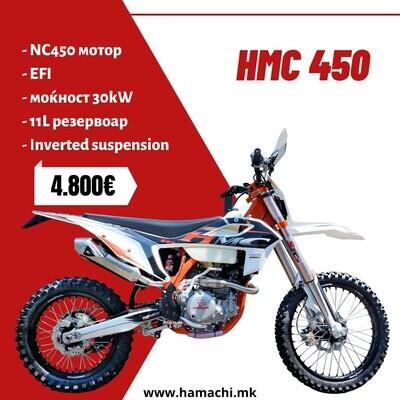 HAMACHI HMC 450cc 4T