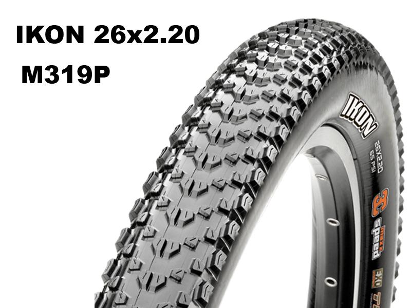 Maxxis Ikon 26x2.20 M319P Wire