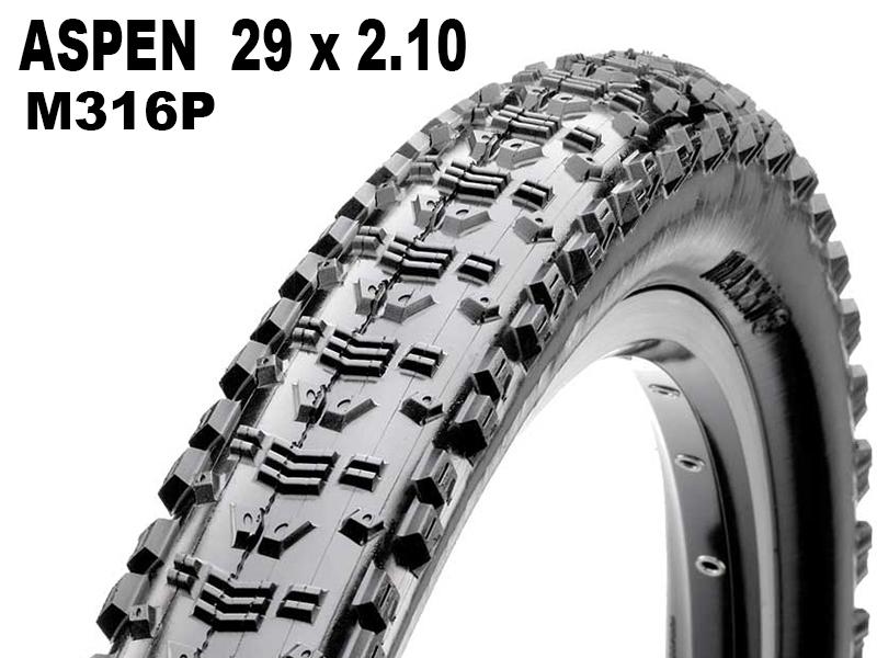 Maxxis Aspen 29x2.10 M316P Wire
