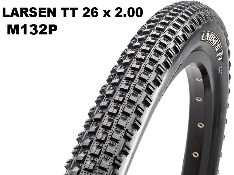 Maxxis Larsen TT 26x2.00 M132P Wire