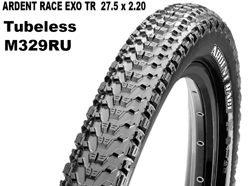 Maxxis Tubeless Ardent Race 27.5x2.20 + EXO TR Foldable
