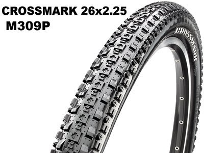 Maxxis Crossmark 26x2.25 M309P Wire