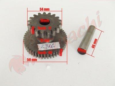 Зупчаник алансер-блендекс 150сс
