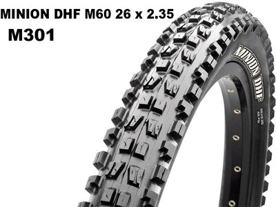 Maxxis Minion DHF M60 Wire M301