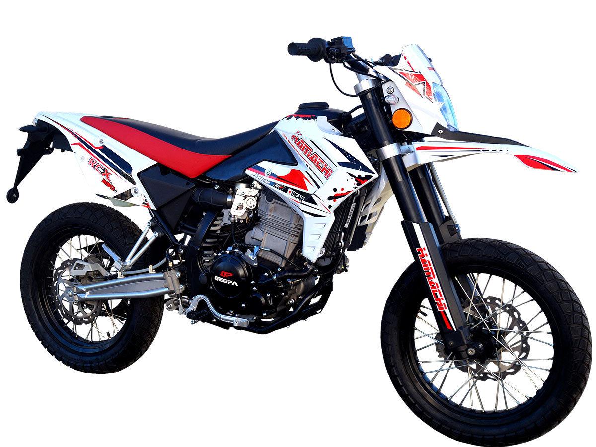 HAMACHI RCX 250 SUPERMOTO