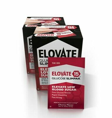 Elovate 15 (Two Boxes of 6 Slimpaks)