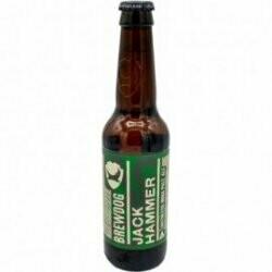 Brewdog Jack Hammer bottles 330ml 7.2% Alc. IPA
