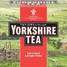 Yorkshire Tea Bags 80s