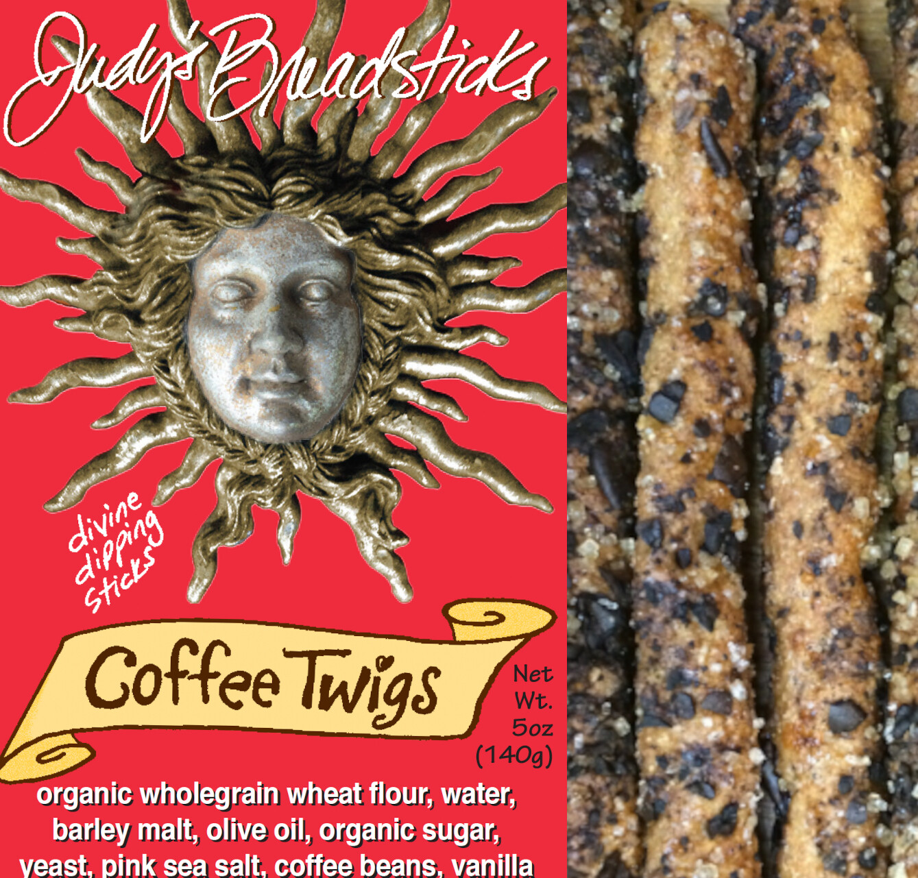 Coffee Twigs - 5oz.