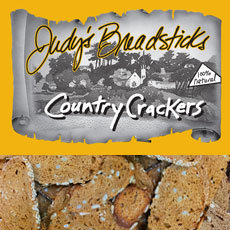 Country Crackers - 5oz.