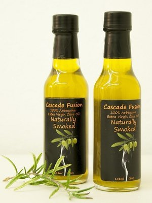 Smoked Olive Oil, 148ml