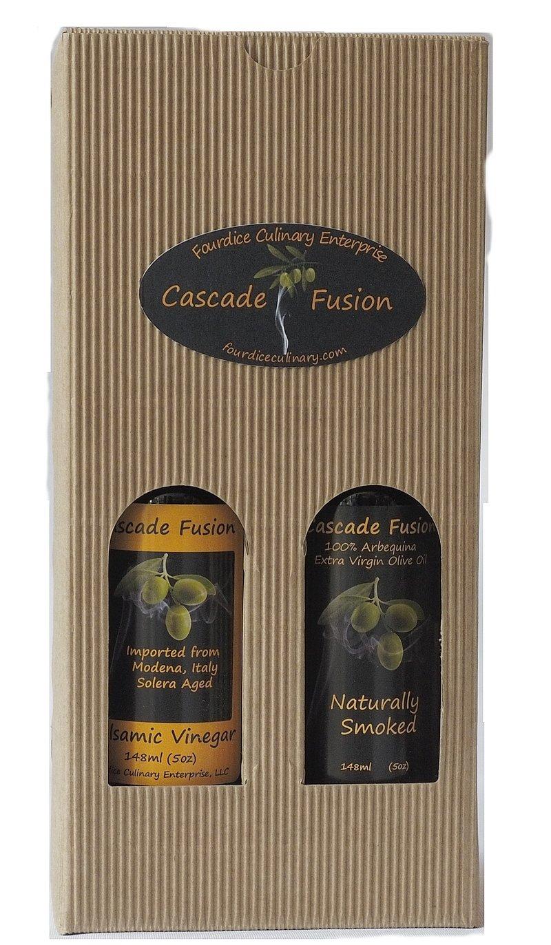 Cascade Fusion Gift Box (small, 148ml)