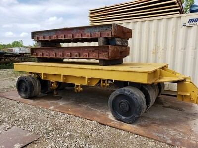 100 Ton Capacity Die Cart For Sale