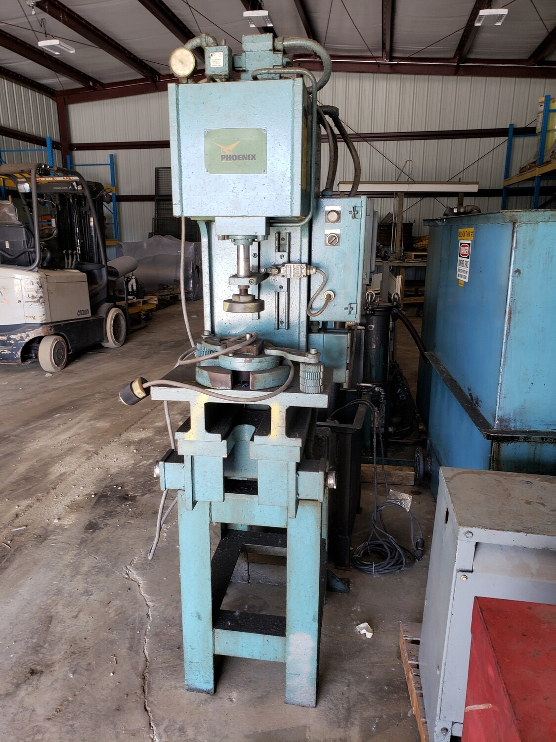 4 Ton Hydraulic Press For Sale PH Hydraulic Press